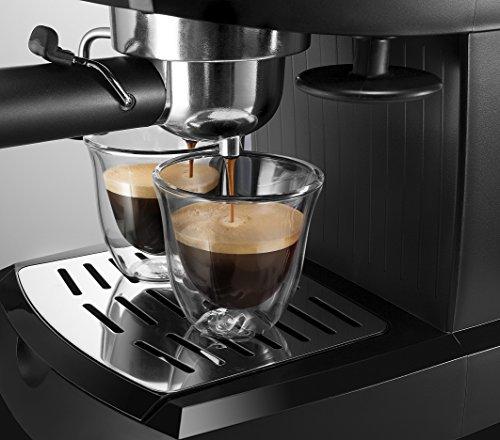 DeLonghi America, Inc EC155M Pump Espresso, Black