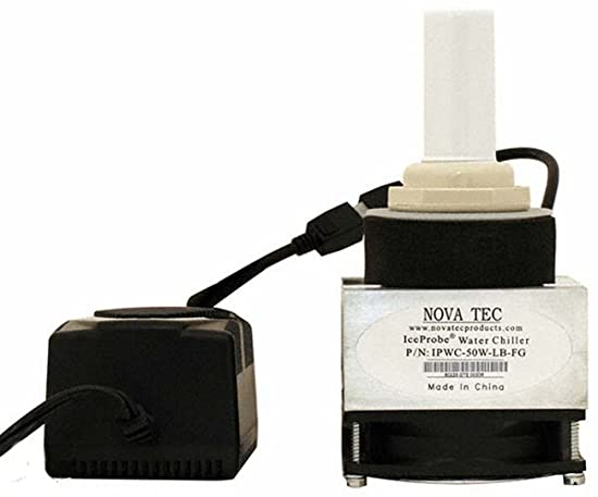 Iceprobe Thermoelectric Aquarium Chiller Reviews Does It