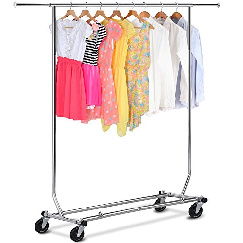 Only Hangers Collapsible Single Rolling