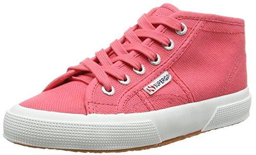 Superga 2754Jcot Classic - Zapatillas Unisex Niños Pink (T33 Paradise Pink)