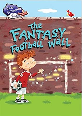 book cover of The Fantasy Football Wall