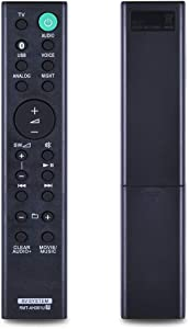 New Replacement Remote Control RMT-AH301U for Sony Home Theater System, Compatible withHTMT300W HT-MT300 HTMT301 HT-MT301 HTMT300 HT-MT300 / B HT-MT300 / W HTMT300B