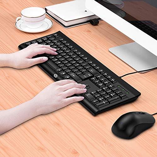 OFAY Ensemble Clavier Et Souris Filaire Interface USB Ordinateur Portable De Bureau Étanche Bureau d'affaires De Jeu Général