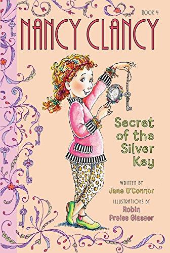 Fancy Nancy: Nancy Clancy, Secret of the