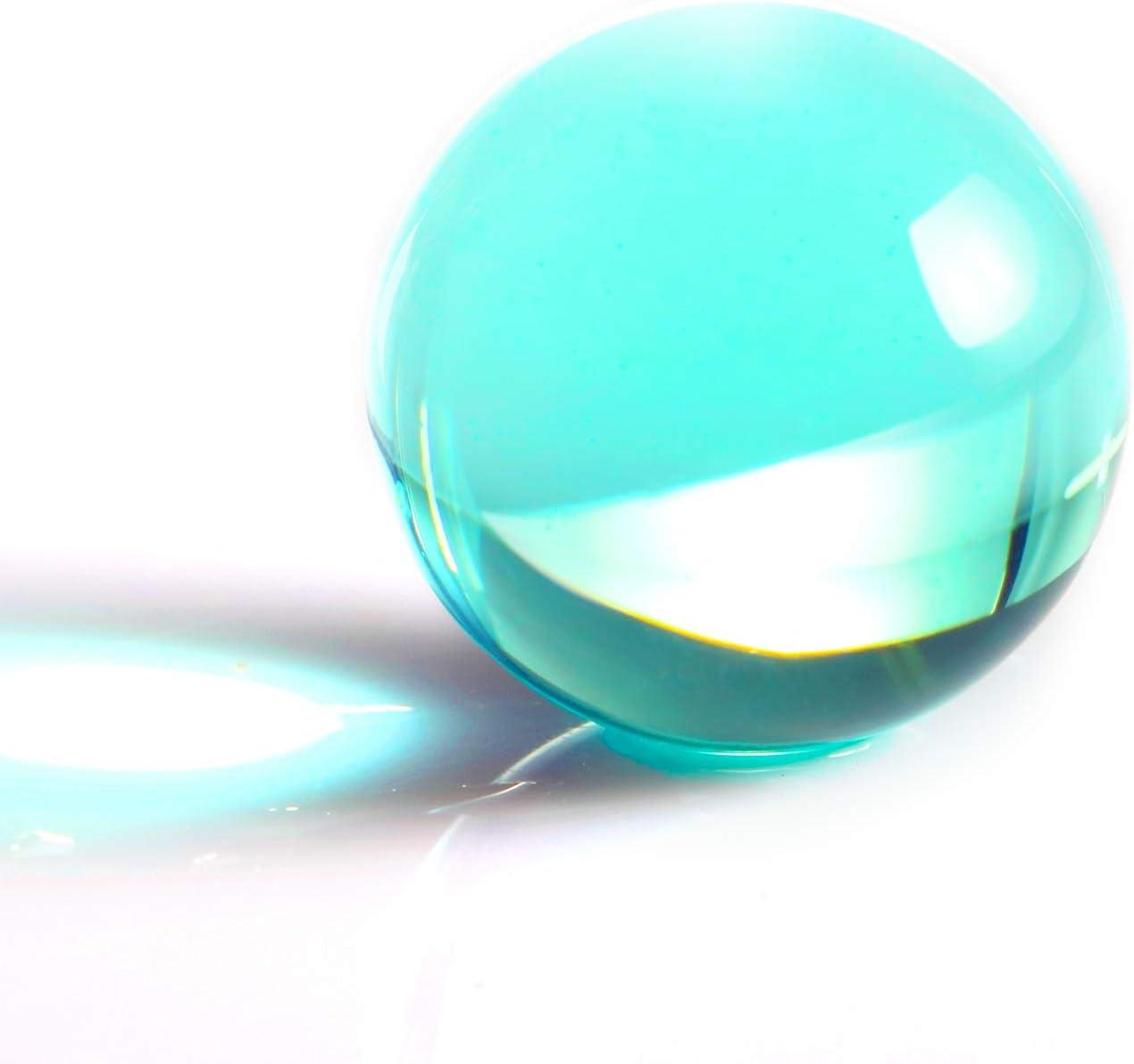 eBoot 10000 Pieces Gel Soil Water Crystal Beads Gel Jelly Water Gems Vase Filler (Green)