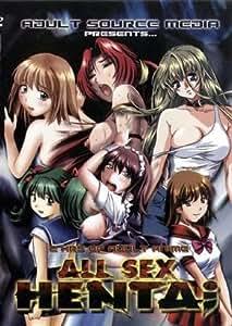 Amazon.com: All Sex Hentai DVD: Movies & TV
