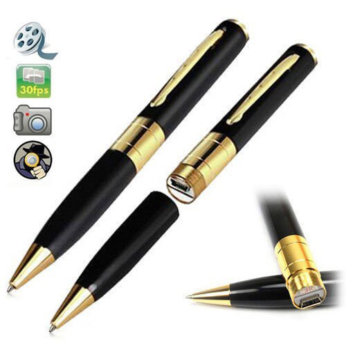 Mini Hd USB Dv Camera Pen Recorder Hidden Security DVR Cam V
