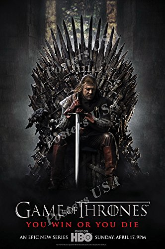 Posters USA - Game of Thrones TV Series Show Poster GLOSSY F