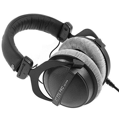 51vYh7BTWEL - beyerdynamic DT 770 Pro 80 Limited Edition Headphones, Black