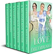 Seasons of Love: A Sweet Regency Romance (English Edition)