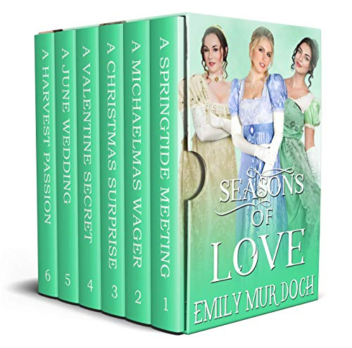 Seasons of Love: A Sweet Regency Romance por Emily Murdoch