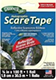 """Gardeneer By Dalen Holographic Scare Tape Reflective Scarecrow Ribbon 3/4"""" x 100' (1 Roll)"""
