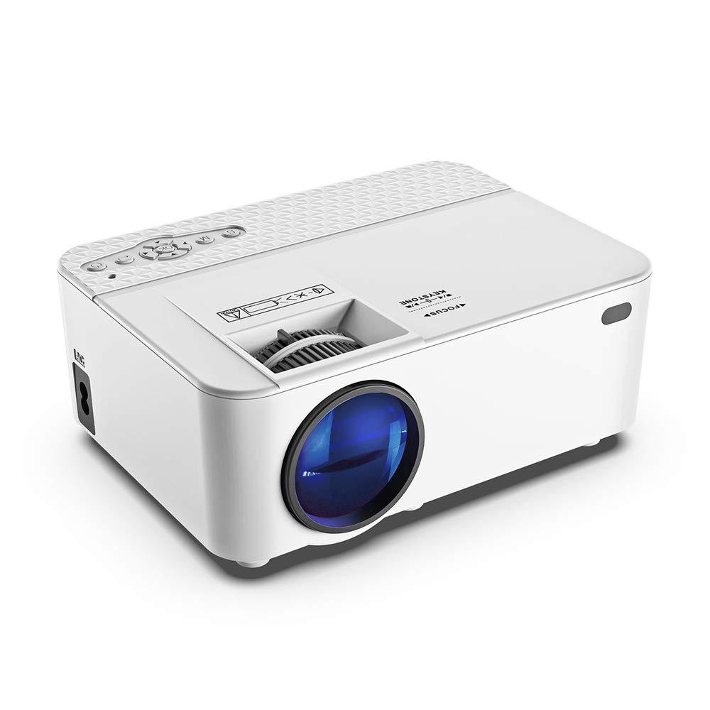Proyector, Mini Proyector LED Doméstico para Pico, Máquina ...