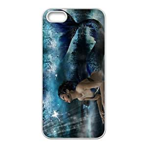 Diy Mermaid Phone Case For Ipod Touch 5 Cover White Shell Phone JFLIFE(TM) [Pattern-4]