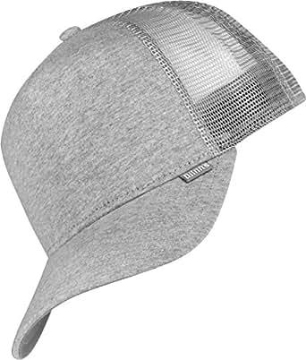 Djinns HFT Cut & Sew - Gorra de rejilla, color gris