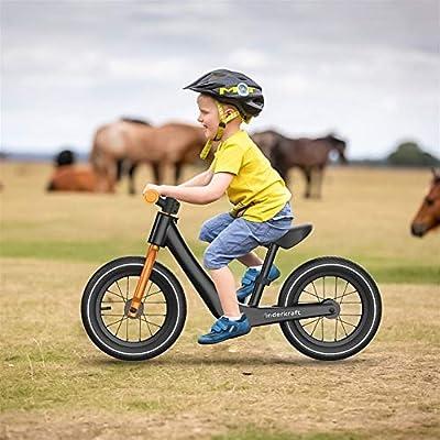 PNYGJLPHC Equilibrio Deportivo Bicicleta para niños Sin Pedal ...