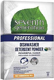 Automatic Dishwasher Powder, Free And Clear, Jumbo 75oz Box