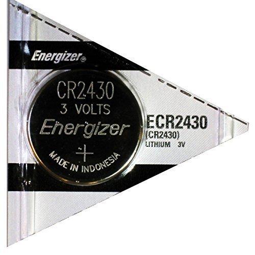 (Energizer ECR2430 Lithium 3-Volt Coin Cell Battery )