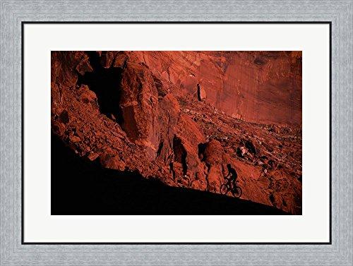 Utah Framed Lithograph - 6