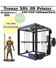 FLSUN Large Size Square 3D Printer Touch Screen Auto Leveling System