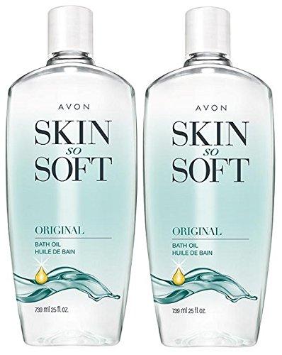 Skin so soft fleas