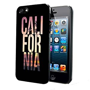 California CALI-FOR-NIA iPhone 4 4s Back Case by runtopwell