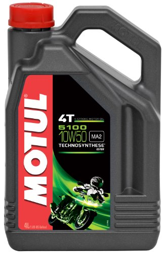 Motul 104076 5100 10W50 Synthetic Blend ()