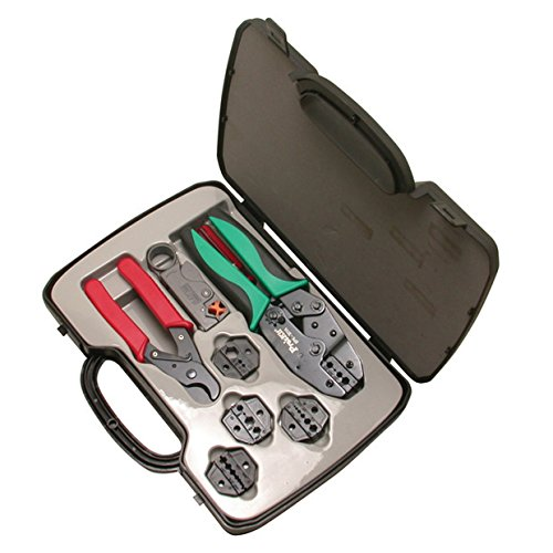 Eclipse Tools 500-001 Pros Kit Coax Crimping Kit Pro/'sKit ECLIPSE TOOLS500-001