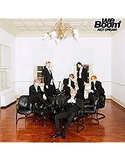 NCT DREAM [WE BOOM] 3rd Mini Album [RANDOM] Ver CD+1ea Book+1p Card+ETC [Full Components]+1p MAXVALUE GIFT+TRACKING CODE