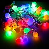 String Lights, JIAMEIYI 32.8ft 100 LED
