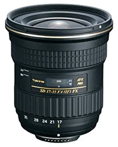 Tokina 17-35MM F4 FX AF for Nikon