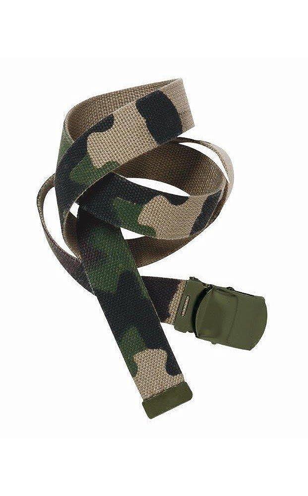 Ceinture militaire sangle attache boucle - Noir - MFH  Amazon.fr  Vêtements  et accessoires 37dec9de442