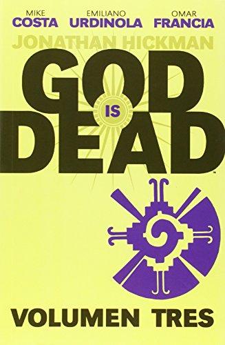 Descargar Libro God Is Dead 3 Mike Costa