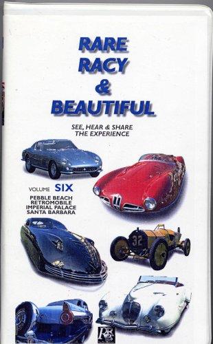 Pebble Beach, Retromobile, Imperial Palace, Santa Barbara [Rare Racy & Beautiful Volume - Barbara Santa Malls