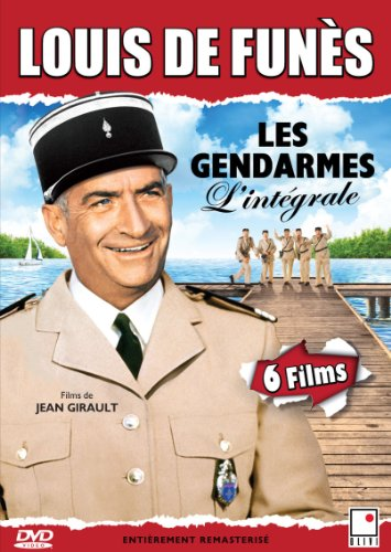 L'Integrale Les gendarmes (Louis de Funes) 6 films - French only by Snc