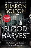 """""""Blood Harvest"""" av Sharon Bolton"""