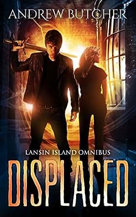 Displaced: Lansin Island Paranormal Mysteries Books 1-3 (English ...