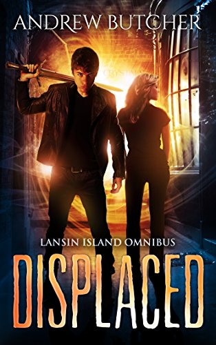 Displaced: Lansin Island Paranormal Mysteries Books 1-3 (English ...