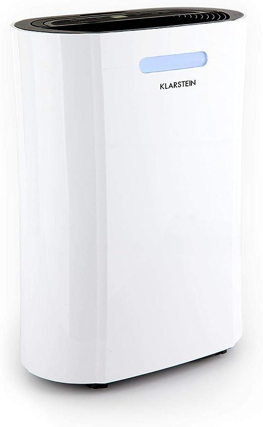 Klarstein Aerodry 10 deshumidificador • purificador de Aire ...