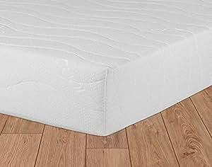 AFVMCP Ultimum de la esfera y de la memoria de la espuma de cama de matrimonio pequeña - 4 0 colchón para cama de adulto de pinceles de silicona