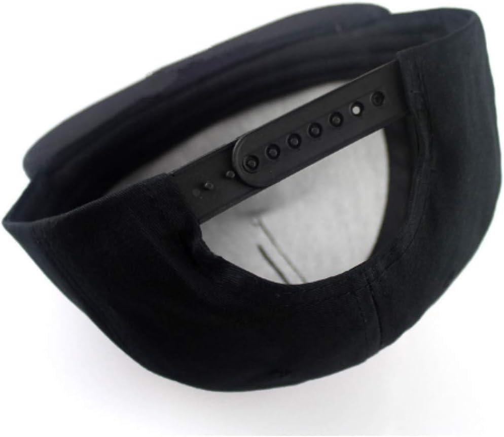 JRDL Cotton Men/&Women Snapback Sport Baseball Cap Vintage Black Nwa Letter Gangsta Hip-Hop Hat Black