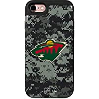 Minnesota Wild iPhone 8 Case - Minnesota Wild Camo | NHL X Skinit Wallet Case