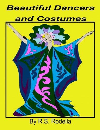 Modern Dancers Costume (Beautiful Dancers And Costumes)