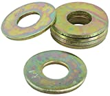 1/2' Hardened USS Flat Washer, Grade 8(More Selections in Listing) (1/2' USS Flat Washer (50pcs))