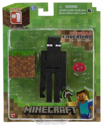 Minecraft Overworld Series 1: Enderman Action Figure