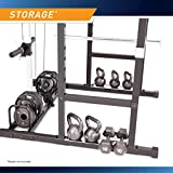 Marcy Home Gym Cage System Workout Station for