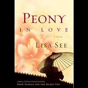 Peony in Love Audiobook