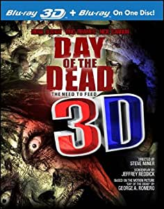 Day of the Dead 3D [Blu-ray]