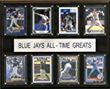 C&I Collectables MLB Toronto Blue Jays All-Time Greats Plaque