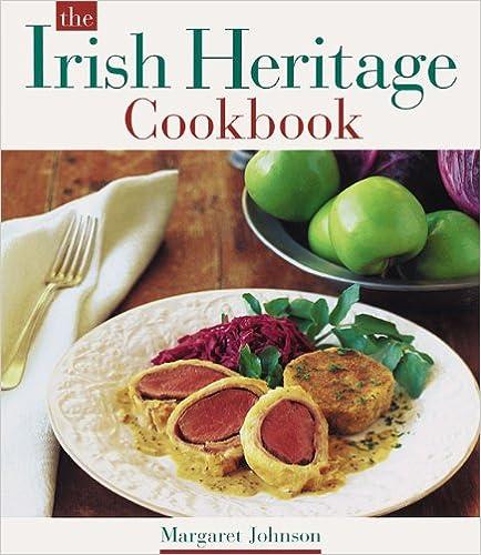 Book The Irish Heritage Cookbook